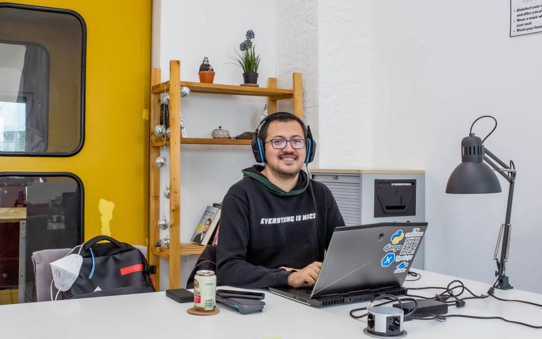 Meet our members: Gökmen, Lead Software Developer in a Swiss therapist platform