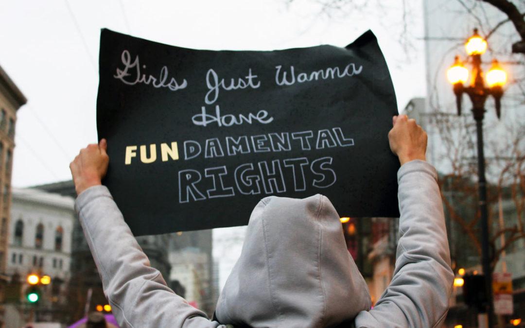 fighting gender pay gap